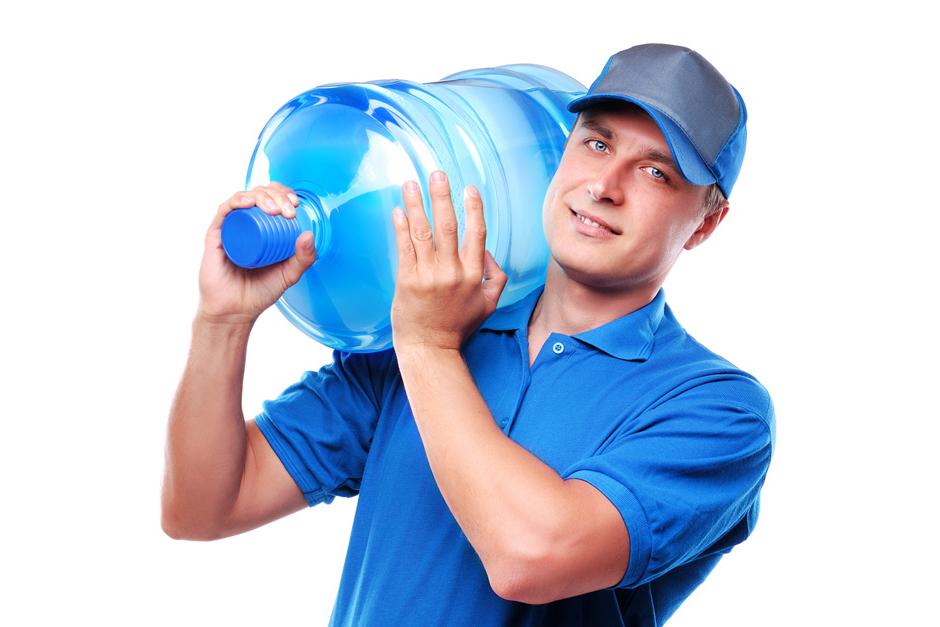Доставка воды - выгодно для дома и офиса