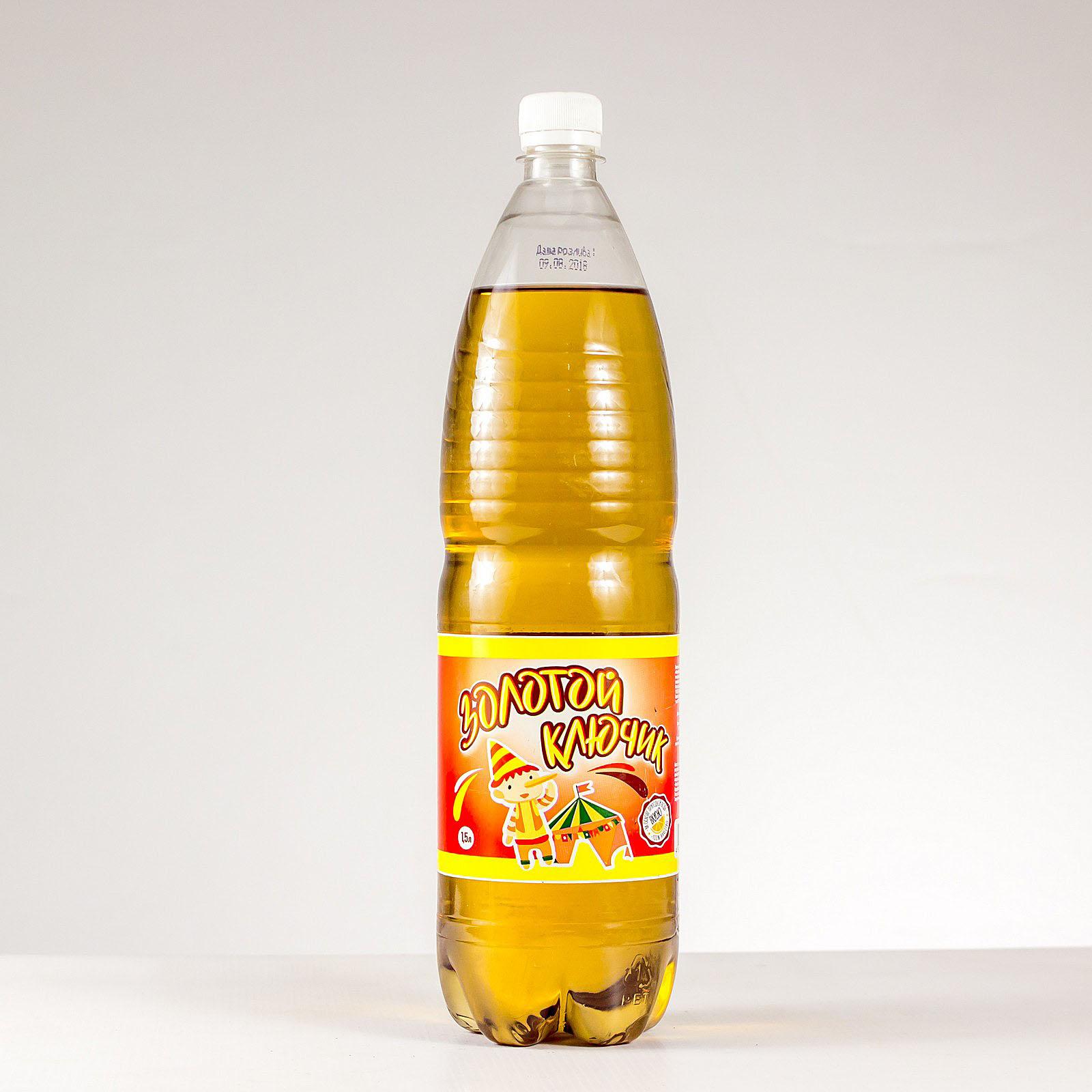 """Напиток """"Золотой ключик"""""""
