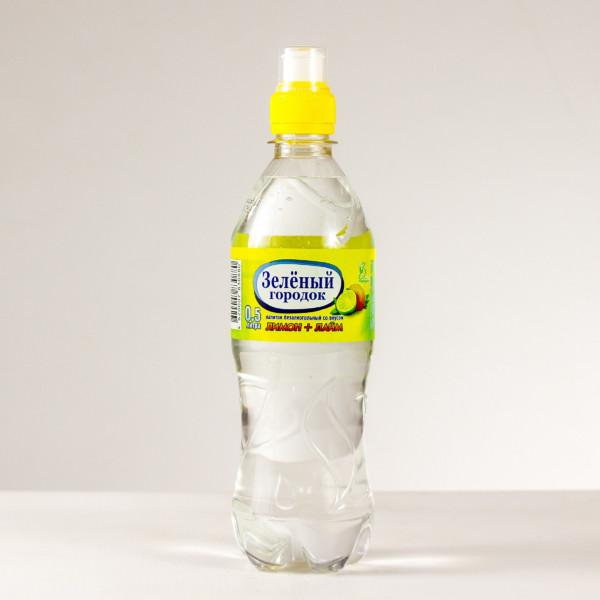 Напиток Лимон+Лайм