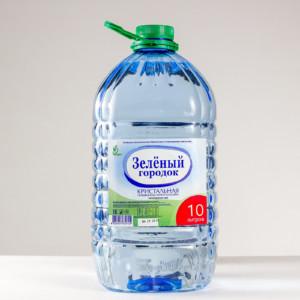 Вода питьевая Зеленый городок бутилированная