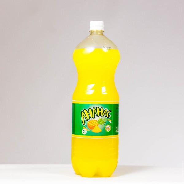 """Напиток Зеленый городок """"Ананас"""""""