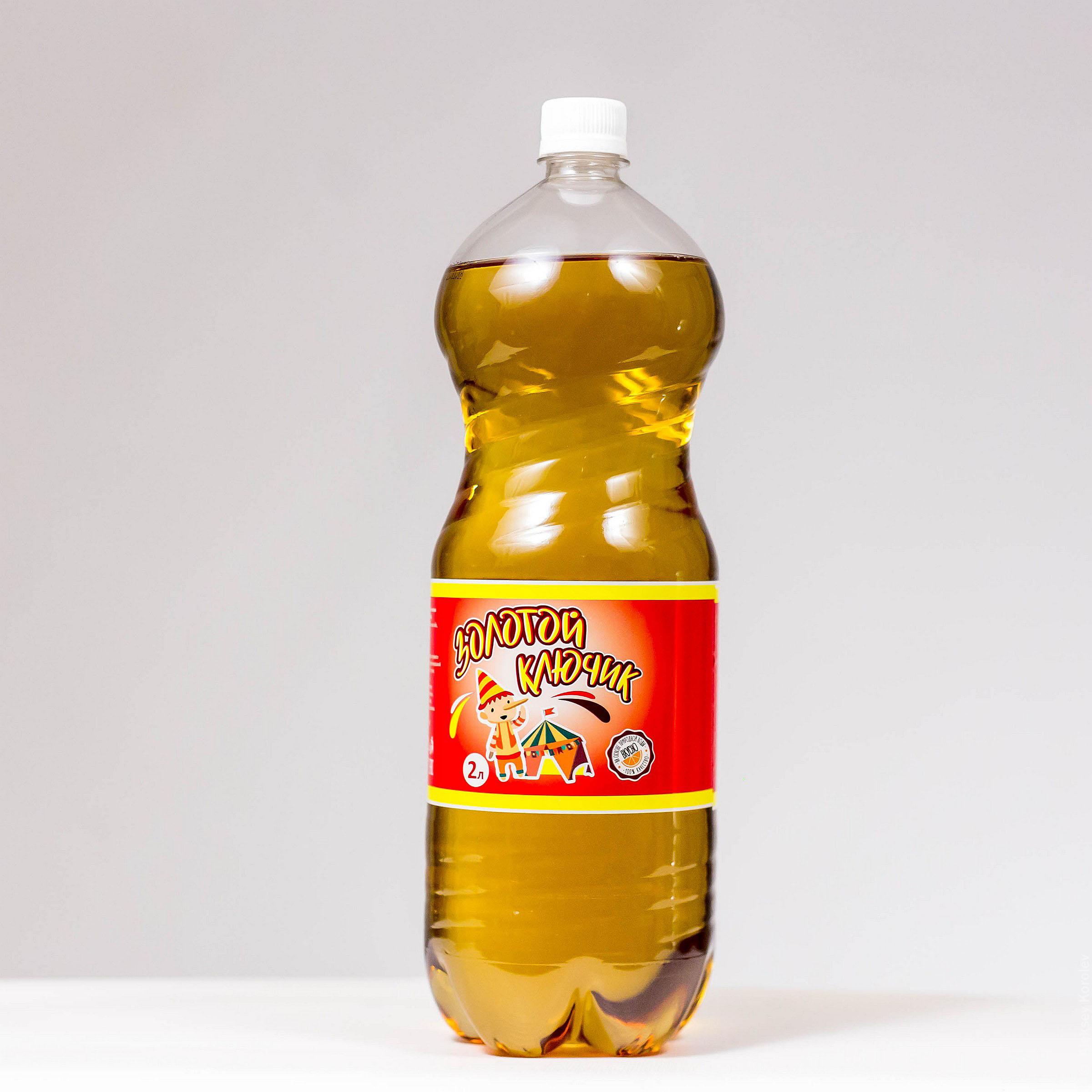 """Напиток Зеленый городок """"Золотой ключик"""""""